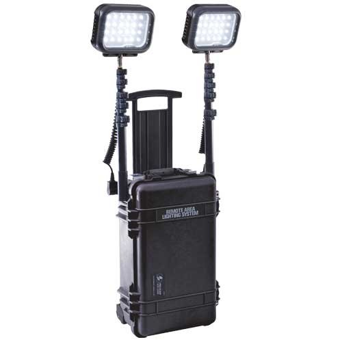 Pelican 9460 Remote Area LED Lighting System (Black) - Pelican Remote