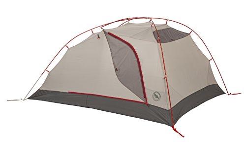 Big Agnes Copper Spur HV Expedition Tent, Red, 3P
