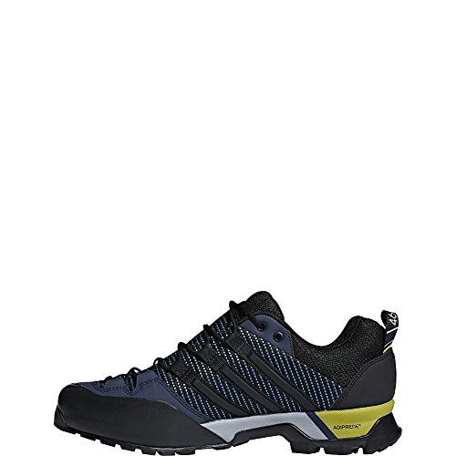 Adidas Outdoor Mannen Terrex Scope Gtx Shoe (7,5 - Kern Blauw / Zwart / Eqt Geel)