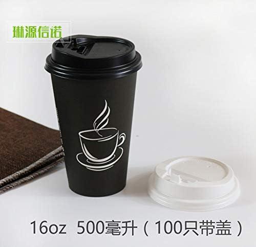 ROKTONG Biodegradable Kit Accesorios Café Biodegradable ,100 ...