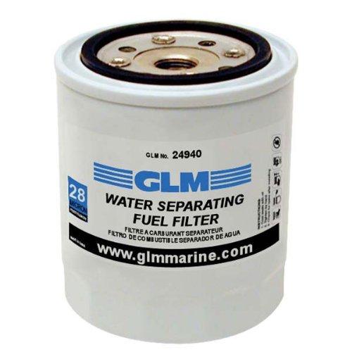 WATER SEPARATOR FUEL FILTER | GLM Part Number: 24940; Sierra Part Number: 18-7845; Mercury Part Number: 35-60494-1; Volvo Part Number: 855686-2