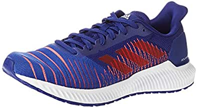 Adidas SOLAR RIDE W, Women's Running Shoes, Blue (Active Blue/Shock Red/Shock Red), 4 UK, (36 2/3 EU),F37058