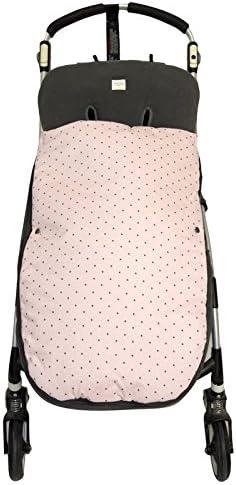 /gris Star Forro polar saco compatible con Chicco ct 0,1/