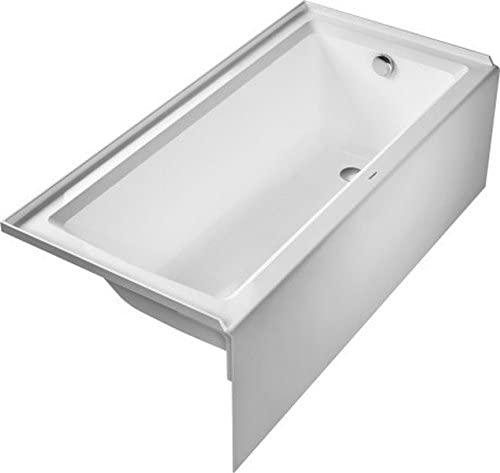 Duravit 700407000000090 Freestanding Bathtub