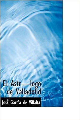 Book El Astr-logo de Valladolid