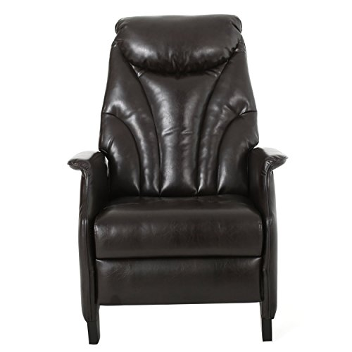 Christopher Knight Home 298401 Avery Recliner Chair, Brown ()