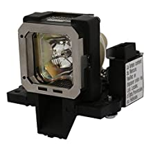 AuraBeam Economy JVC DLA-X30 Projector Replacement Lamp with Housing