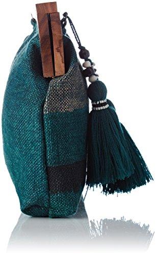 Vert épaule porté Sac Kaki Babylone Lollipops Clutch zqwxUPP