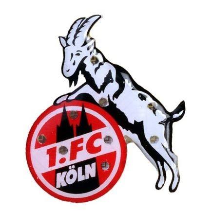 "PIN ANSTECKER /""Logo/"" Emaille 1 FC K/ÖLN"