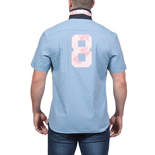 Ruckfield Chemise Island Rugby - Bleu