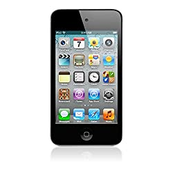 Image of the product Apple iPod Touch 4th that is listed on the catalogue brand of Apple.