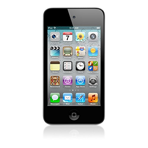 Apple iPod Touch 4th Generation, 16GB, Black (Refurbished)