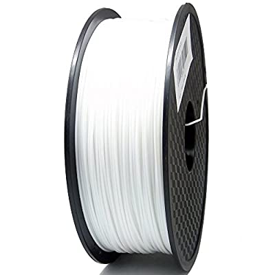 Sienoc 1.75mm PLA 3D Printer Filament - 1kg Spool (2.2 lbs) - Dimensional Accuracy +/- 0.05mm