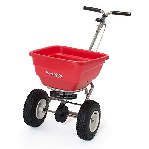 Buy rated lawn spreader