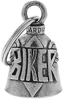 product image for Star of David Biker Motorcycle spirit guardian bell