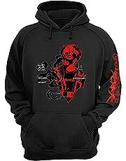 ZIBADTAL Corpse Man Merch Hoodie Lange Mouw Sweatshirt Trainingspak Tops voor Heren Streetwear