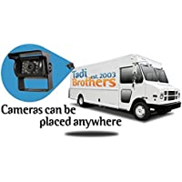 Tadibrothers Delivery Truck Backup Camera