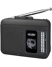 Jensen MCR-75 Personal Cassette Player/Recorder with AM/FM Radio