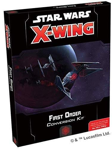 Ptc Conversion Kit - Fantasy Flight Games FFG SWZ18 Star Wars X-Wing: First Order Conversion Kit