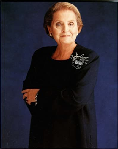 Book Brooching it Diplomatically: A Tribute to Madeleine K. Albright by Helen W. Drutt (1998-01-01)