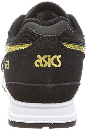 Gold Asics Rich Nero Sneaker Donna Gel Movimentum Black x0Bwqrp0Y