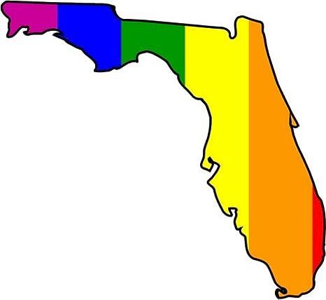 "Gay Pride Graphic Die Cut decal sticker Car Truck Boat Window Bumper Wall 6/"""