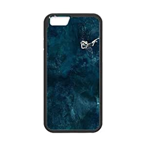 iPhone 6 Plus 5.5 Inch Cell Phone Case Black ac78 ben cain art water sea SUX_936916