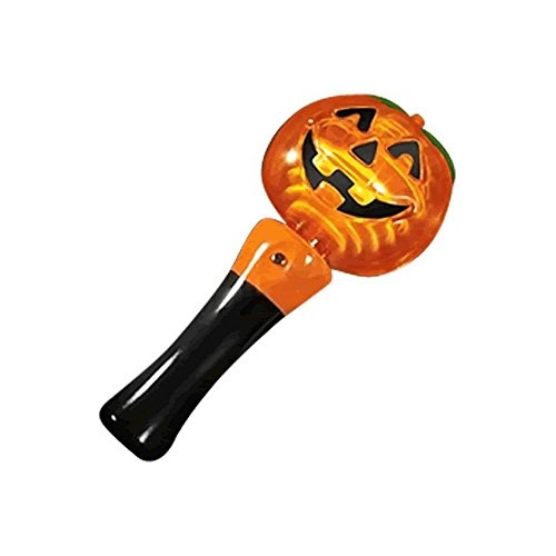 blinkee Pumpkin Wand with Spinning Lights -
