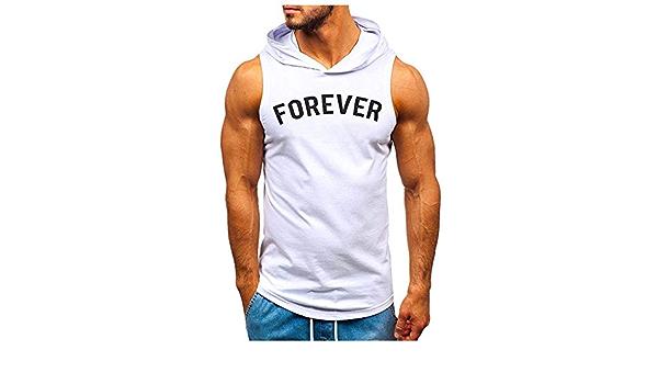 FossenHom Camisetas de Tirantes Hombre Gym Baratas de ...
