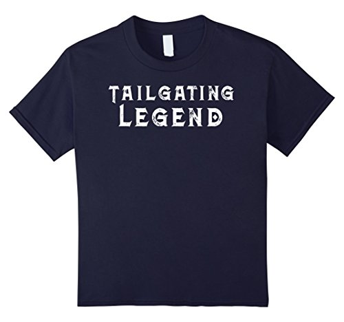 Kids Tailgating Legend | Shirt For Tailgaters and Football Lovers 12 (Tailgating Ideas)
