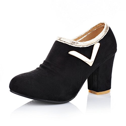 Chaussures BalaMasa noires femme F6hQH801zj