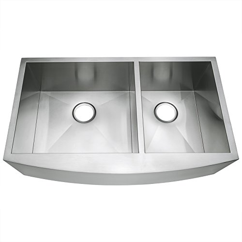 AKDY Undermount Stainless Handmade Kitchen