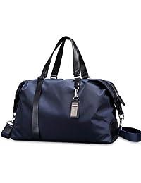 Unisex Nylon Duffel Bag Gym Bag Sports Travel Outdoors