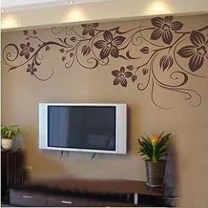 Vinilo decorativo pegatina pared cristal puerta varios for Amazon decoracion pared