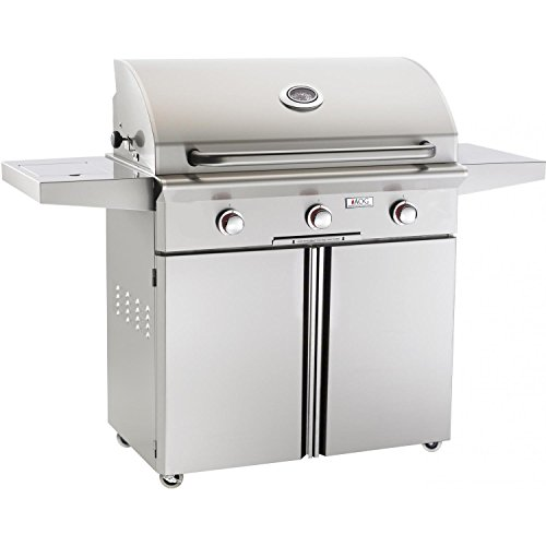 R. H. Peterson American Outdoor Grill 36 inch T Series Stand Alone Gas Grill Natural Gas
