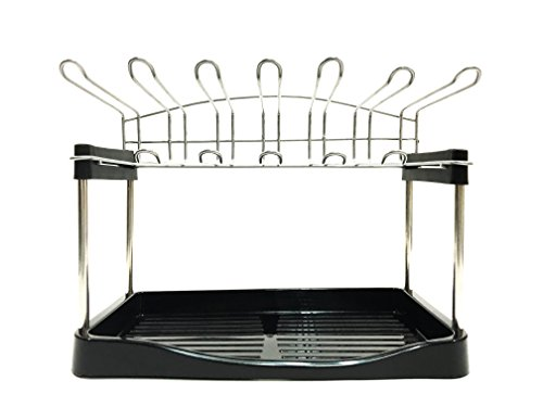Superiore Livello Wine Glass Holder and Drying Rack. Perfect for Storage Your Stemware, Coffee Cup, Mug and Wine Glasses. by Superiore Livello