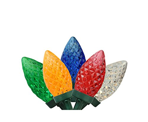 100 C9 Led Christmas Lights