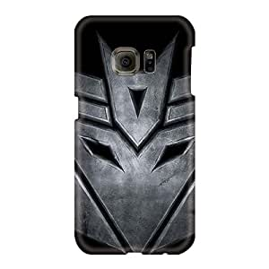 TrevorBahri Samsung Galaxy S6 Durable Hard Cell-phone Cases Provide Private Custom High Resolution Decepticons Logo Image [bFY773NtsU]
