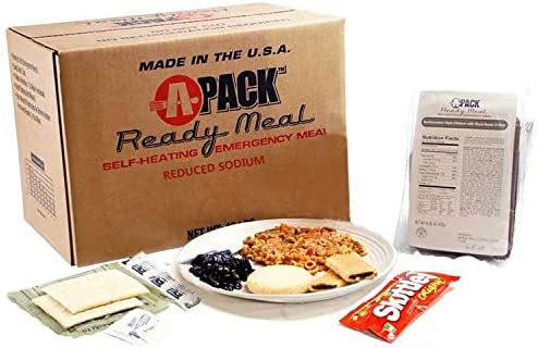 A-Pack Ready Meal MRE