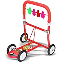 Toydirect Baby Walker [Red] for Kids First Step Baby Activity Walker