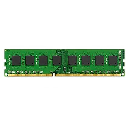 Kingston KCP313NS8/4 - Memoria RAM para Ordenador de sobremesa de 4 GB (1333 MHz, DDR3, 1.5V, CL9, 240-pin UDIMM)