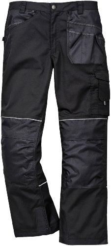 Portwest KS14BKR38 Tungsten Pantalon taille 1 m Noir