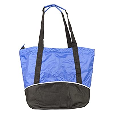 "NuFazes 18"" x 14"" Fashionable Polyester/Nylon Shopping Bag (Tote) cheap"