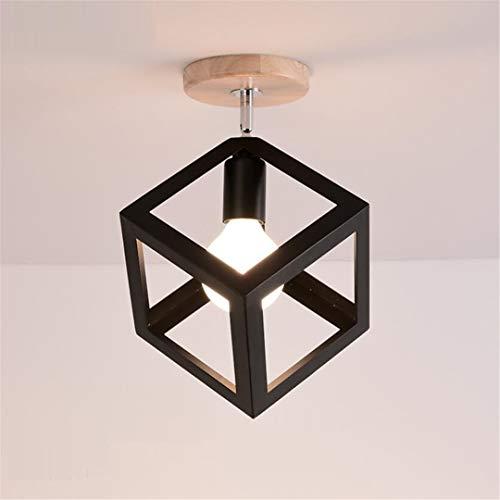 Plafonnier Nordic Creative Led Petite Lampe De Plafond Moderne Chambre Foyer Vestiaire Lampe Personnalité Simple Couloir Lampes Couloir