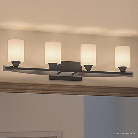 Luxury Mid Century Modern Bathroom Vanity Light Large Size 7875h