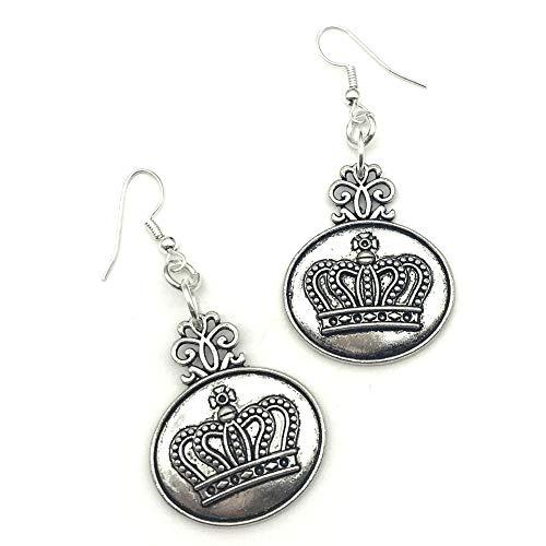 Silver Crown Medallion -