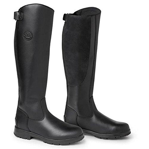 Mountain Horse mountain Legacy High Rider, nero calzature vitello taglia–regular/Regular, scarpe taglia–37