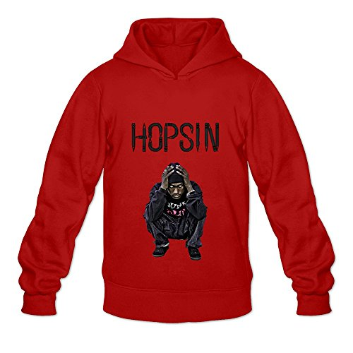 Buluew Men's 3D Hopsin Hoodies Sweatshirt Size XL - We Good Fabolous