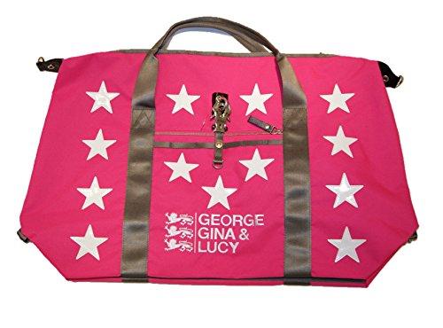 George Gina & Lucy , Borsa da spiaggia Borsa da spiaggia, donna rosa Pink