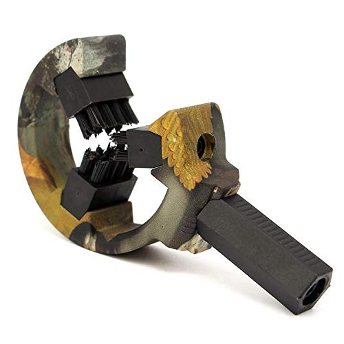 PA Camo Arrow Rest for Recurve Bow Compound Bow Brush Capture Left and Right Hand are Available